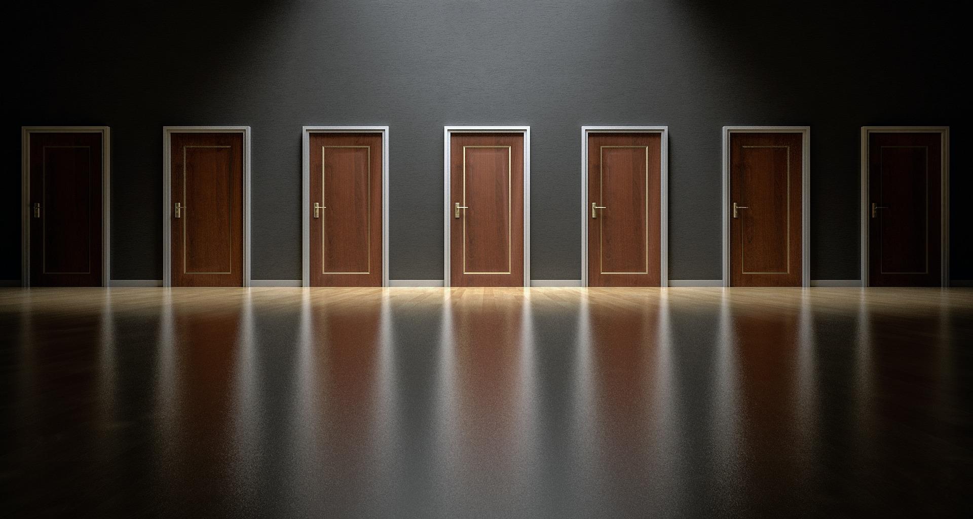 Raum mit vielen Türen - Das vierundachzigste Problem