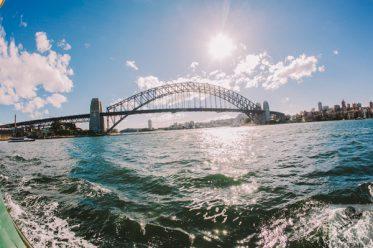 Harbour Bridge - New South Wales - Australia