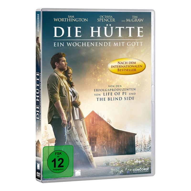 DVD von Die Hütte