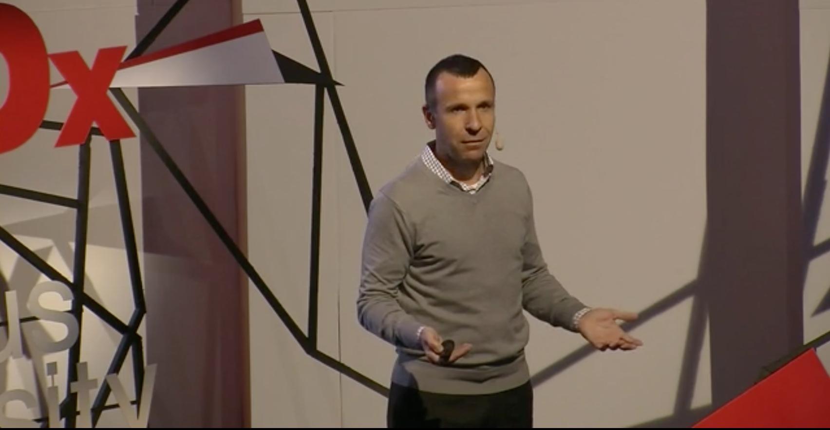 Screenshot: Emotionale Hygiene - TED Talk Guy Winch