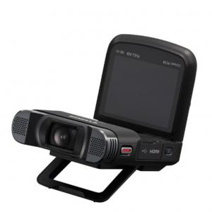 Produktshot: Canon Legria Mini X - YouTube Equipment