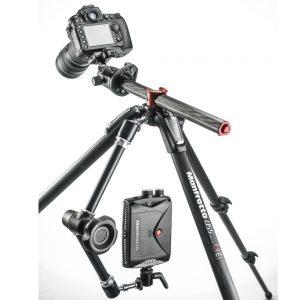 Produktshot: Manfrotto MT055CXPRO3 Carbon - YouTube Equipment