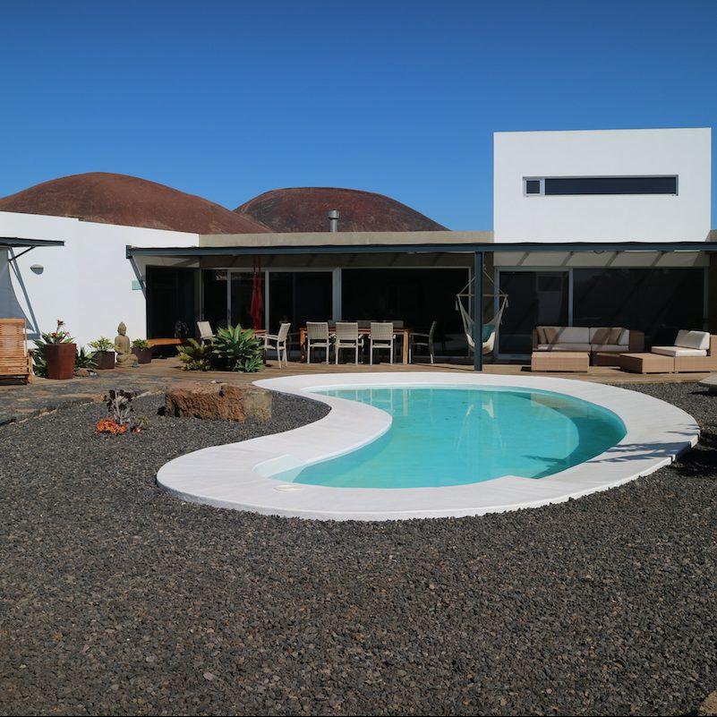 Casa Yogafriends Fuerteventura mit Pool