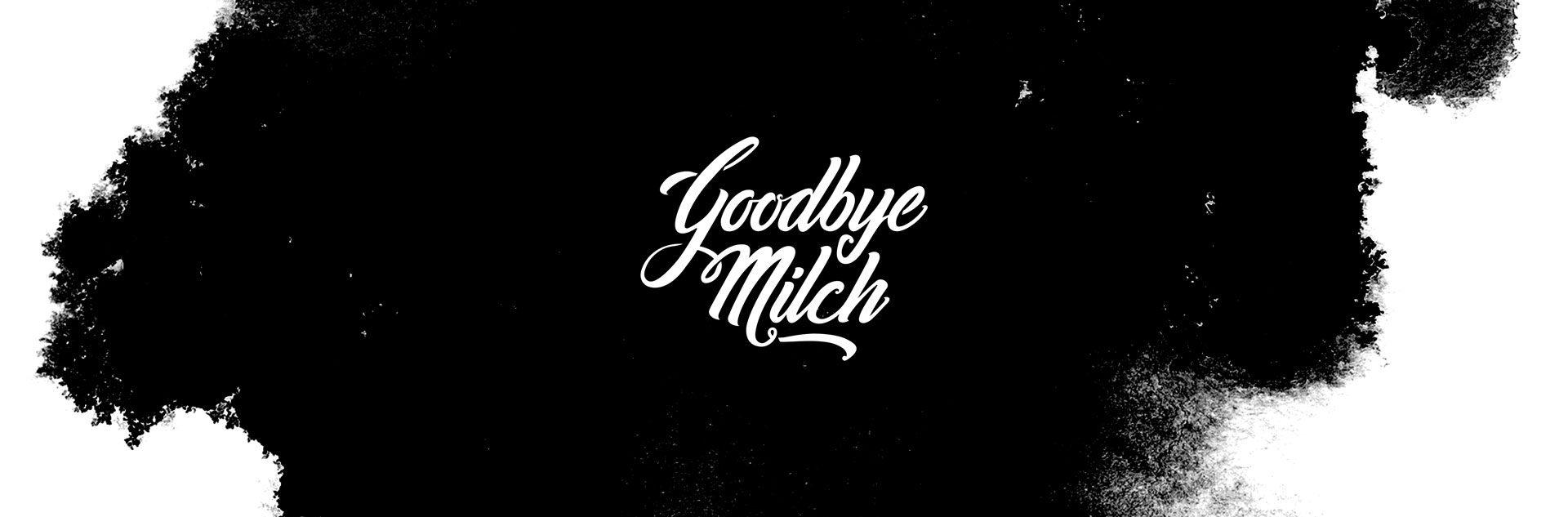 GoodbyeMilch Kampagnenlogo