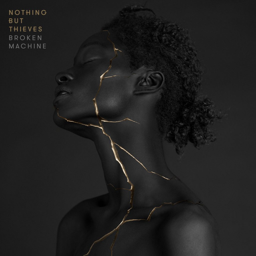 Nothing But Thieves – Kintsugi Cover Deluxe black