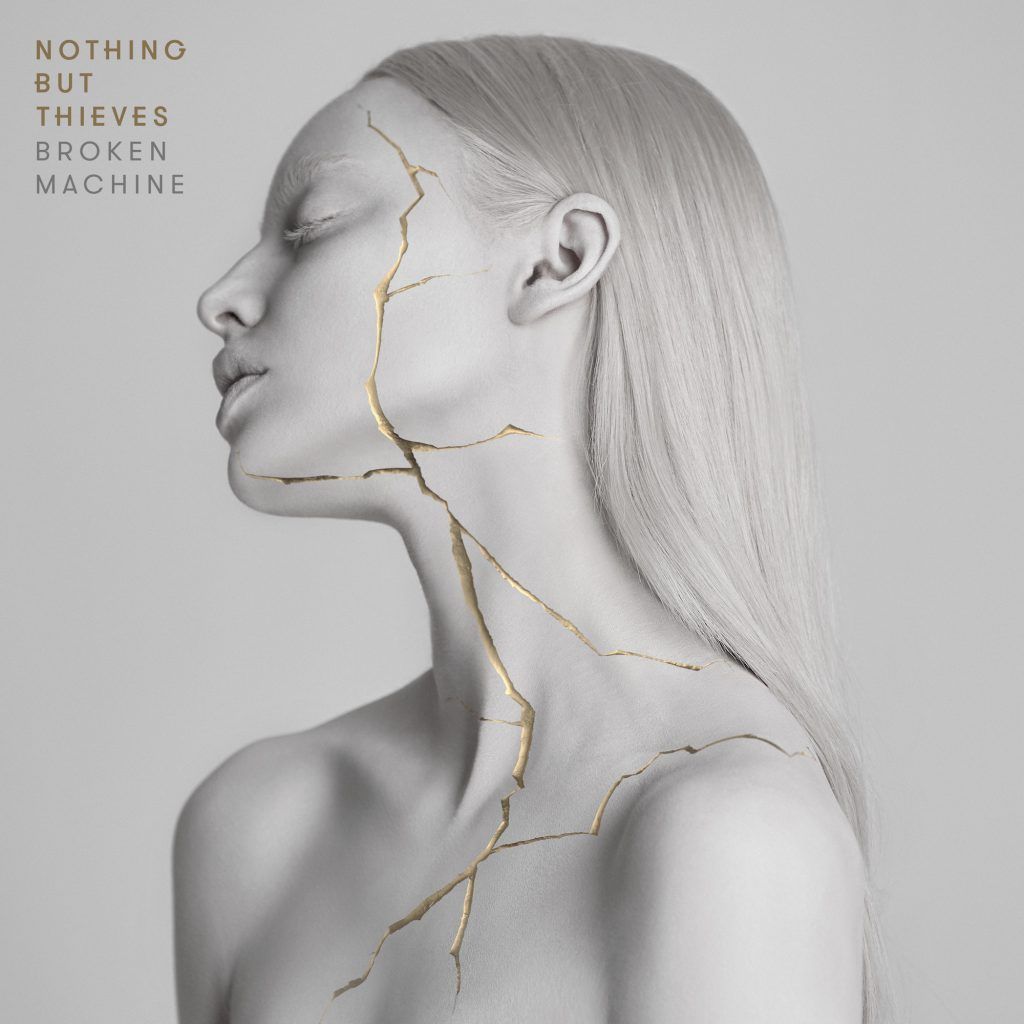Nothing But Thieves – Kintsugi Cover Standard white